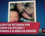 Dafne McPherson, sentenced to 16 years for murder after she suffered a miscarriage in Mexico.