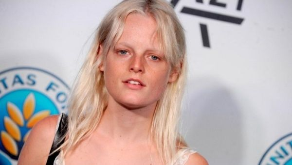 Belgian runway model Hanne Gaby Odiele raised awareness of neutral gender issues this year by revealing she is intersex.