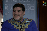 Maradona will host the program