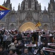 Cataluña y las fuerzas de ocupación