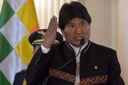 Morales said the sanctions are a consequential offense against the people of Venezuela.