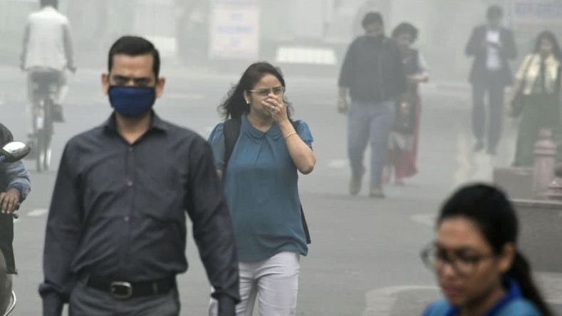 "Chief Minister Arvind Kejriwal, the head of the New Delhi government, called the city a ""gas chamber."""