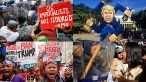 Anti-Imperialist Rallies Greet Trump Visit to ASEAN Summit