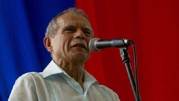Lopez Rivera continues to defend Puerto Rico independence and reject its crippling debt.