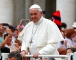 The Vatican reported that the Pope will spend time with the Mapuche in Araucania.