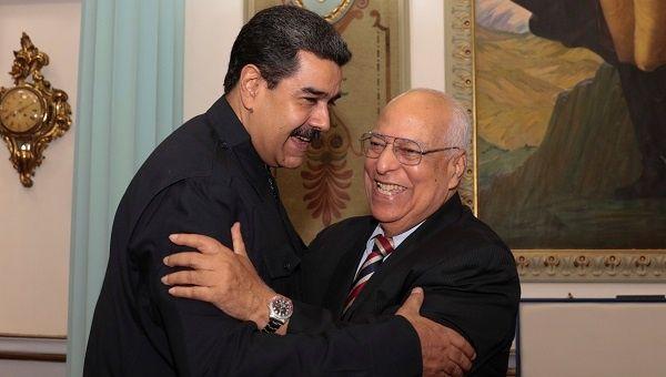 Image result for Cuba and Venezuela meet 2017