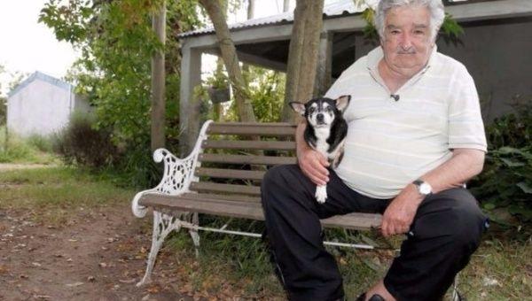 El ex presidente uruguayo José Pepe Mujica.