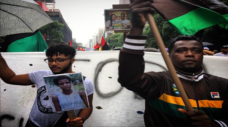 Más de ocho millones de africanos esclavizados ingresaron en Brasil, ocho veces más que los europeos que llegaron hasta 1850.
