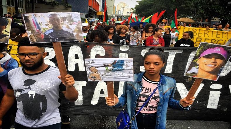 De los casi 700.000 presos en la nación amazónica, más del 60 por ciento son negros.