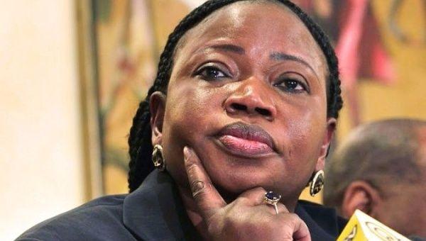 Fiscal jefe de la CPI, Fatou Bensouda