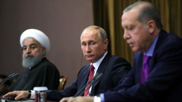 Rusia, Turquía e Irán son mediadores del alto al fuego declarado en Siria a finales de 2016.