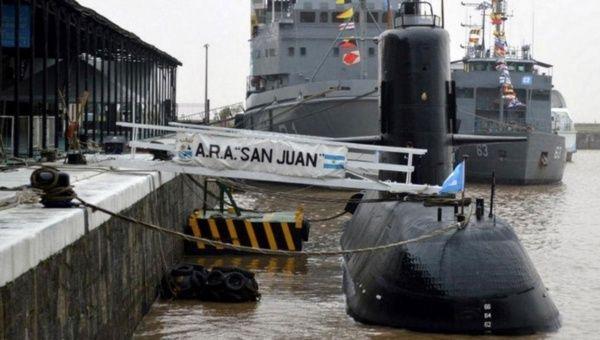 Argentina entre la esperanza y la agonía por tripulantes del ARA San Juan