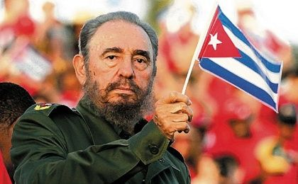 Fidel Castro pictured in 2006.
