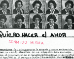 A new exhibition by Mexico City-based feminist artist Monica Mayer, entitled