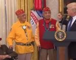 Donald Trump has outraged Native Americans once again with his ill-timed and offensive