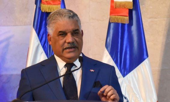 El canciller dominicano informó que todo esta listo para la nueva ronda de diálogos