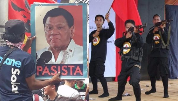 """Every Party member and organization must prepare to engage the Duterte regime in intense battles, accelerate and amplify efforts to organize the people and lead them in waging anti-fascist, anti-feudal and anti-imperialist struggles,"" the CPP said."