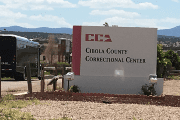 The Cibola County Correctional Center, in rural Mexico, where detained immigrants are being denied legal counsel.