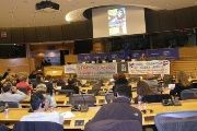The European Parliament described the Cuban blockade as