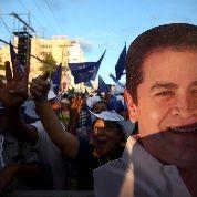 Juan Orlando Hernández (JOH), actualmente aún Presidente de Honduras, acuerpó el golpe de Estado en 2009 (entonces era Diputado).