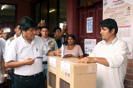 Es la primera vez que la población es consultada para decidir quién ocupara los altos cargos del Poder Judicial de Bolivia.