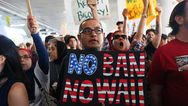 Supreme Court has allowed enforcement of Trump travel ban that will affect residents of six Muslim countries.