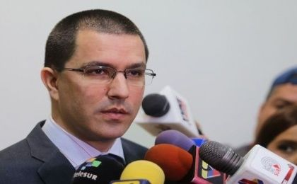 "Jorge Arreaza said that the advance of the Venezuelan dialogue ""seems to bother Madrid."""