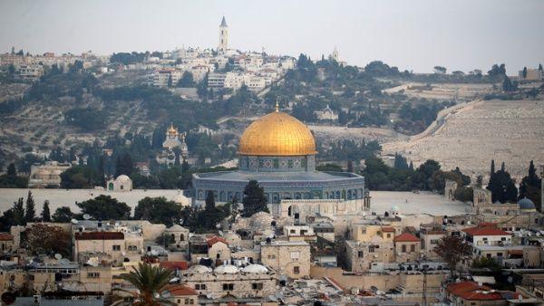 Jerusalén recibirá su primera embajada: la de Estados Unidos.