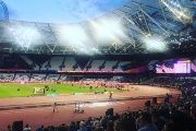 The Olympic Stadium in London, where the 2017 World Para Athletics Championships took place between July 14 and 23.