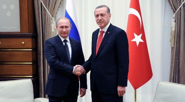 Anuncian diálogo entre Putin y Erdogan tras anuncios de Trump