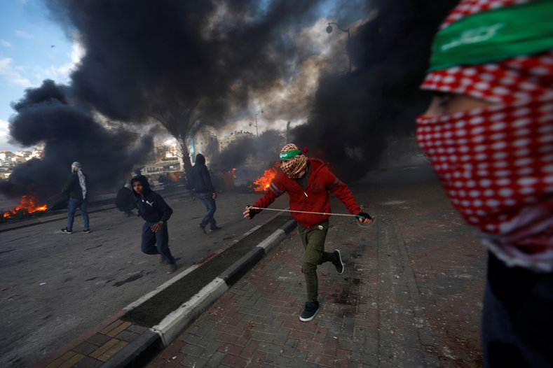 In spite of the massive U.S.-backed military apparatus, hundreds of thousands of Palestinians are risking their lives to fight back against Israeli occupation.