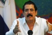 The former Honduran head of state closed his letter saying that nothing would allow him to betray his principles nor his socialist and democratic convictions.