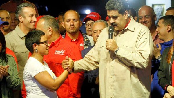La militante del Partido Socialista Unido de Venezuela (PSUV) es egresada de la Universidad Pedagógica Experimental Libertador.