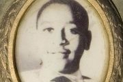 A picture of Emmit Till.
