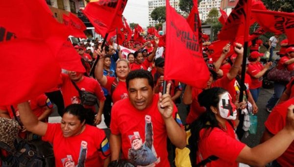 "bolivarian revolution venezuela Chavez, his bolivarian revolution, and his project of ""21st century  the story of  revolutionary politics in venezuela is short and dismal in the."