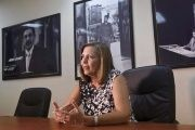 Cuba's Foreign Ministry Chief for U.S. Affairs, Josefina Vidal.