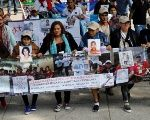 Caravan of Central American Mothers Protests US Embassy