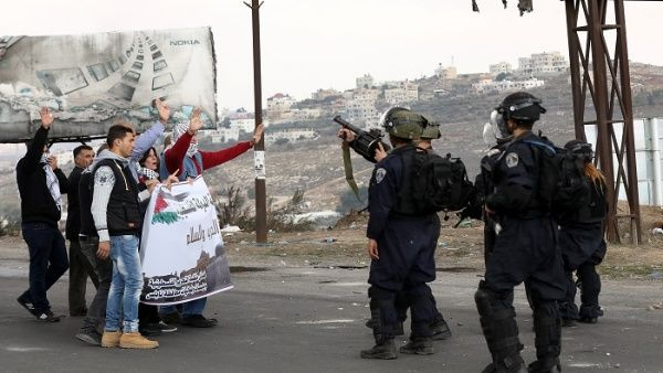 Continúan las protestas en Palestina tras decisión arbitraria de EE.UU.