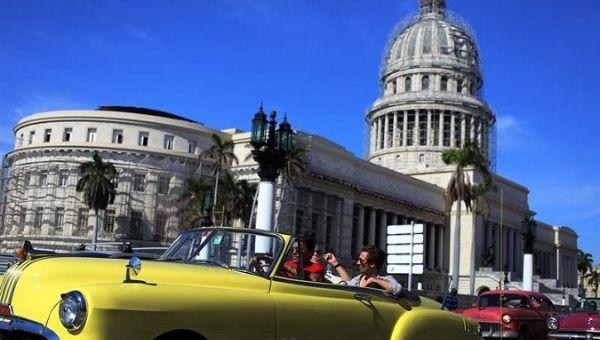 Capitolio. Havana Cuba