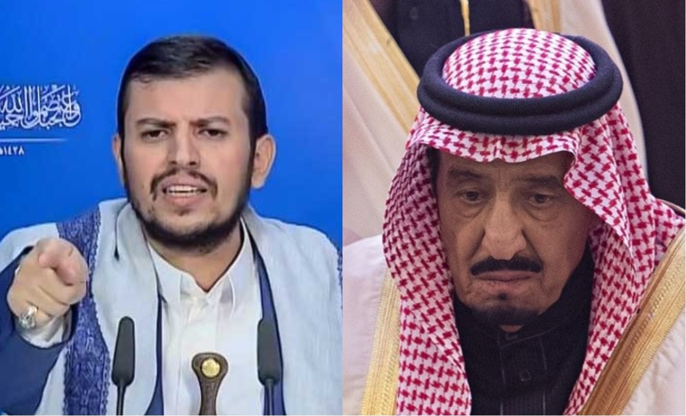 Yemeni Houthis Fire Missile on Saudi Royal Palace to