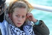 Ahed al-Tamimi, the fearless 16-year-old Palestinian girl nicknamed 'Shirley Temper.'