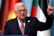 Palestinian President Mahmoud Abbas, who has rejected Washington as being