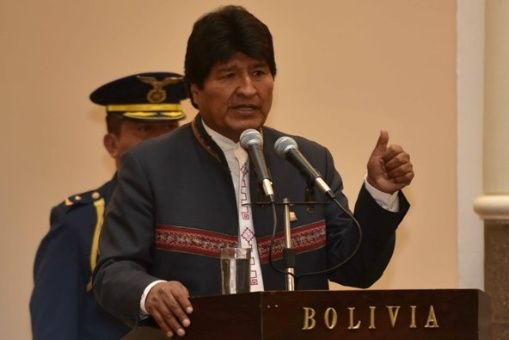 En enero de 2018 Evo Morales cumplirá 12 años de gestión en la presidencia de Bolivia