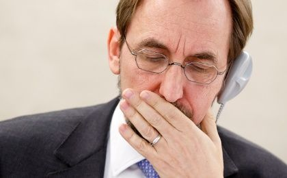 United Nations High Commissioner for Human Rights Zeid Ra
