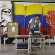 Presidential elections are scheduled to be held in Venezuela in 2018.
