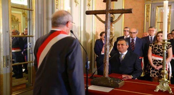 Kuczynski anuncia nuevo gabinete de reconciliaci n en for Nuevo ministro del interior peru