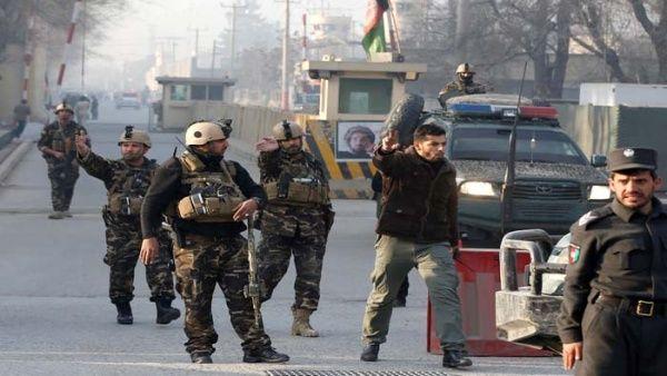 Resultado de imagen para ataque en afganistan