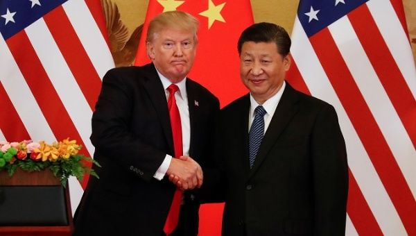 Image result for Trump Shuns Xi