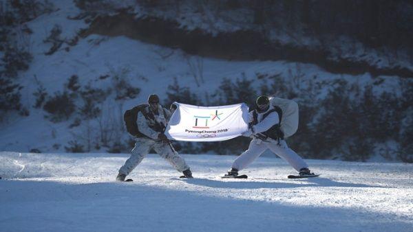 Kim espera que los Juegos Olímpicos permitan mejorar las relaciones con Corea del Sur, que mantiene maniobras militares con Estados Unidos.