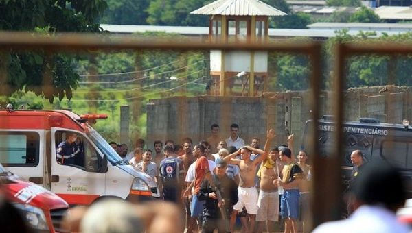 Brazilian jails are known for insecurity, overcrowding and poor living conditions.